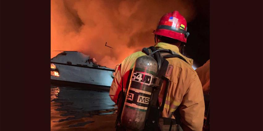 brandweerman-boot