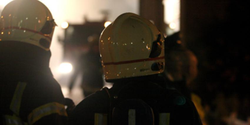 Zeer grote brand in historisch pand Den Haag, bewoner aangehouden