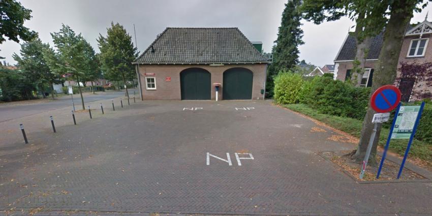 Nieuwe brandweerwagen past niet in kazerne Almen