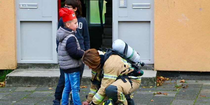 Brandweer gestrikt bij loze melding woningbrand