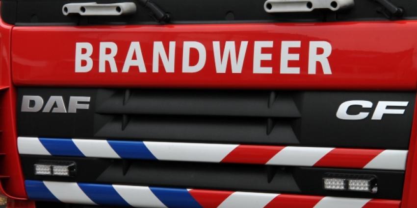 Politie vermoedt brandstichting bij brand wooncomplex Poeldijk