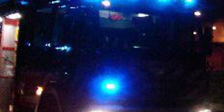 Vier gewonden bij brand Amstedam