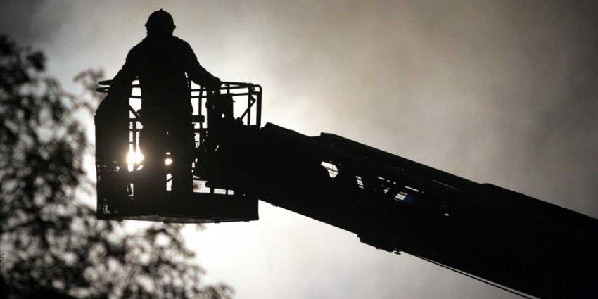 Brandweer stuit op dode in woning na brand Doetinchem