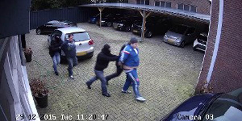 Ontvoerde mannen Breda weer vrij