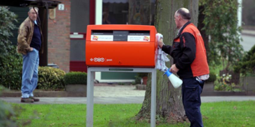 Foto van brievenbus | Archief EHF