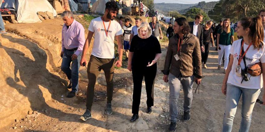 Broekers-Knol-opvangkamp-Moria-Griekenland-2019