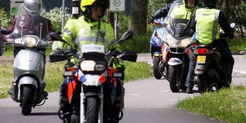 foto van verkeerscontrole | fbf