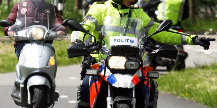 Dronken bromfietser verdacht van heling, moet nog 19 dagen zitten