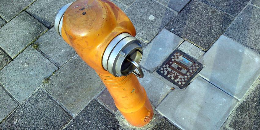 'Brandweer heeft structureel bluswater tekort'