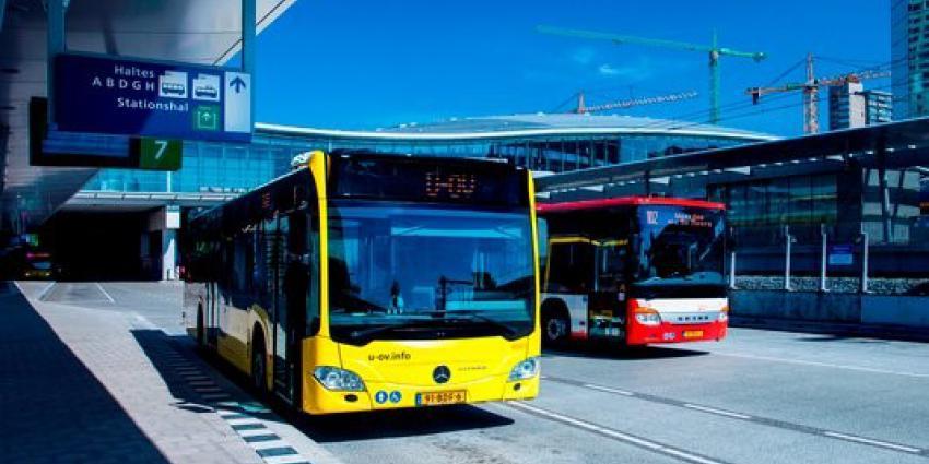 bus, station, utrecht