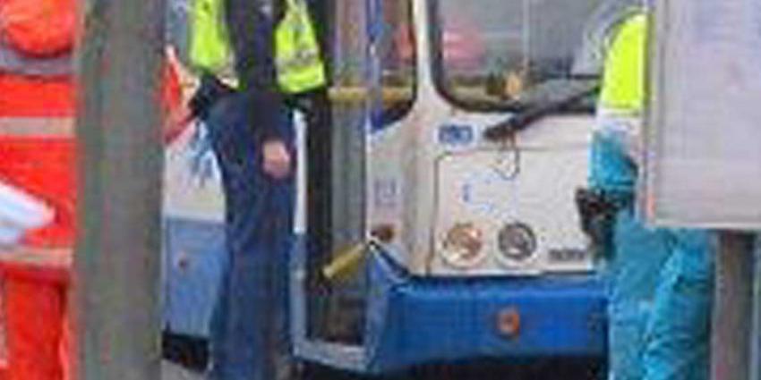 foto van bus | fbf archief