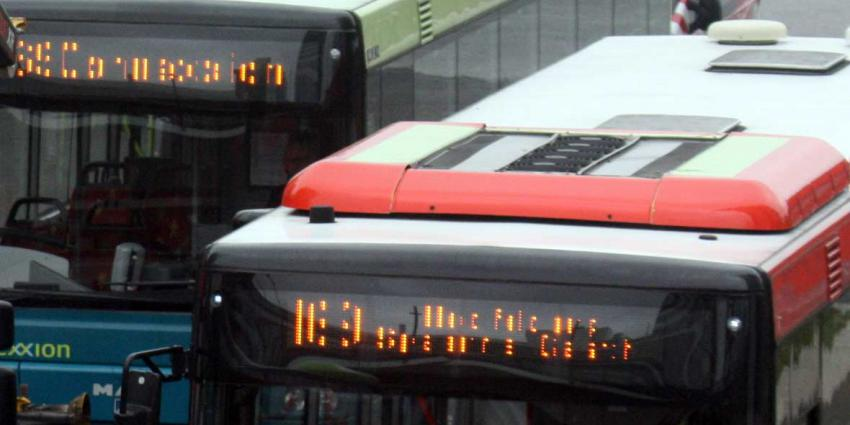 Werkgevers streekvervoer willen opnieuw met vakbonden om de tafel