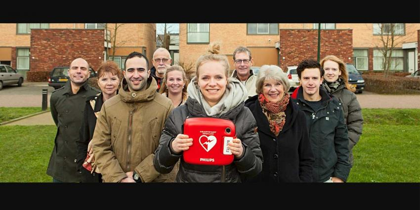 BuurtAED.nl: een nieuw initiatief van de Hartstichting en Philips