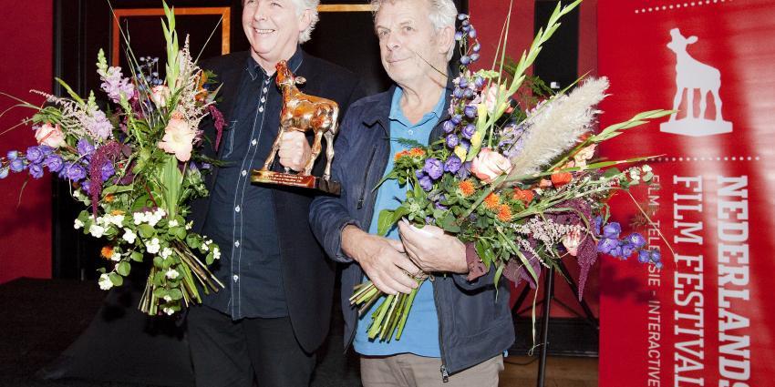 Gouden Kalf voor de Filmcultuur uitgereikt aan Marc en Alex van Warmerdam