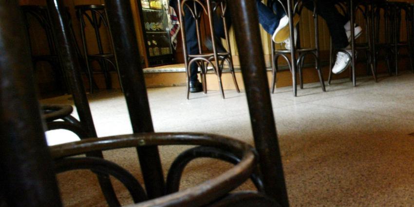 foto van homocafe   fbf archief
