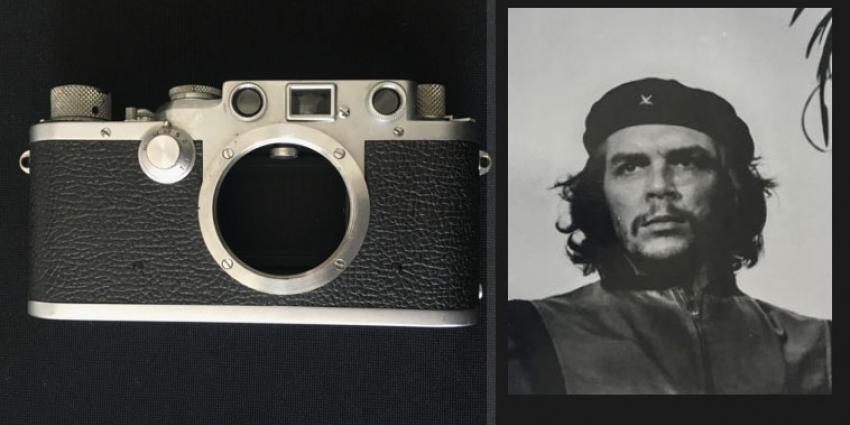 Fotocamera Alberto Kordaonder de hamer