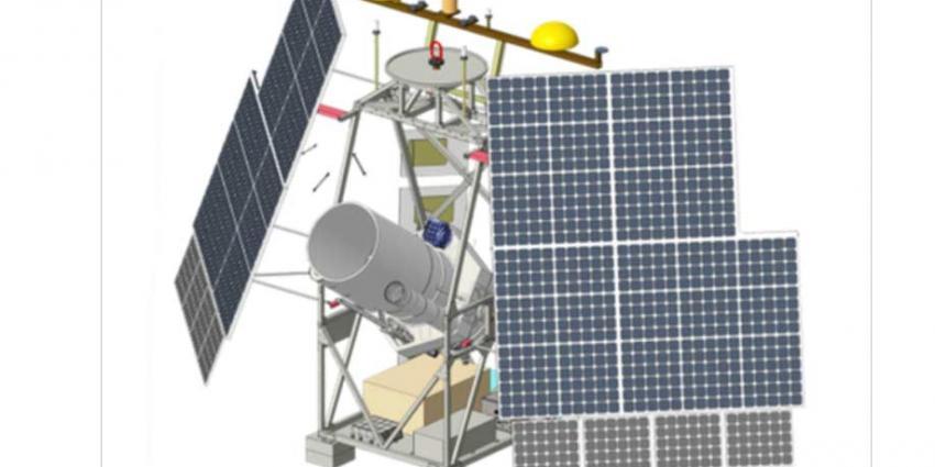 Nederlandse 'camera's' NASA-missie