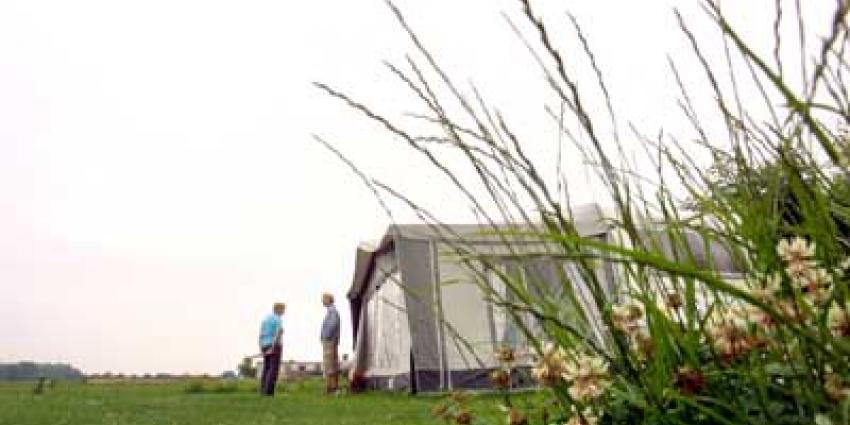 Camping Intents Festival Oisterwijk ontruimd vanwege noodweer