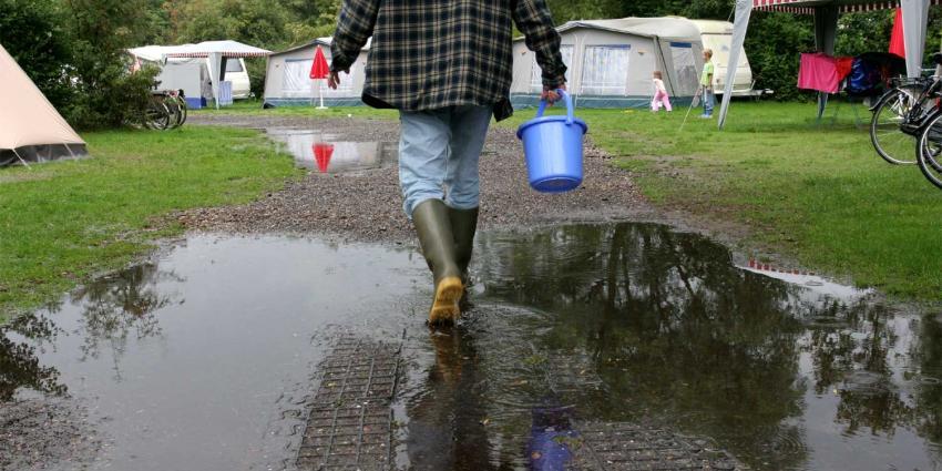 Steeds minder campings in Nederland