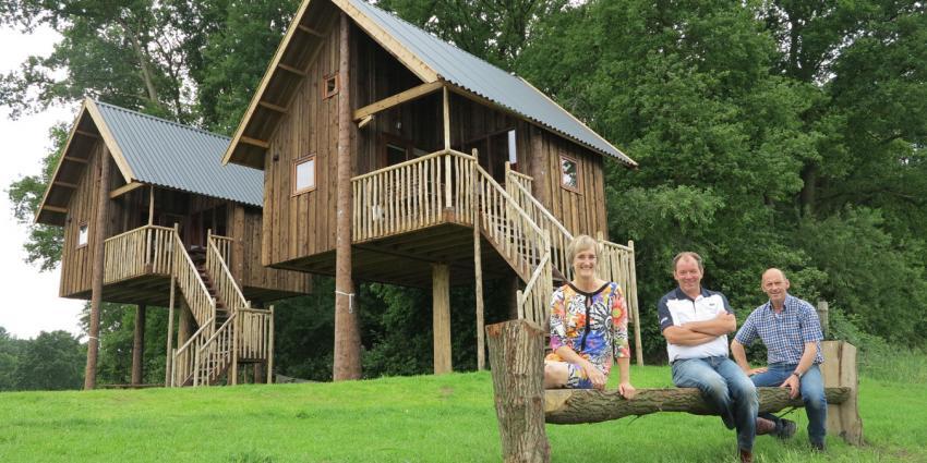 Dé camping van het jaar 2015 ligt aan de Overijsselse Vecht