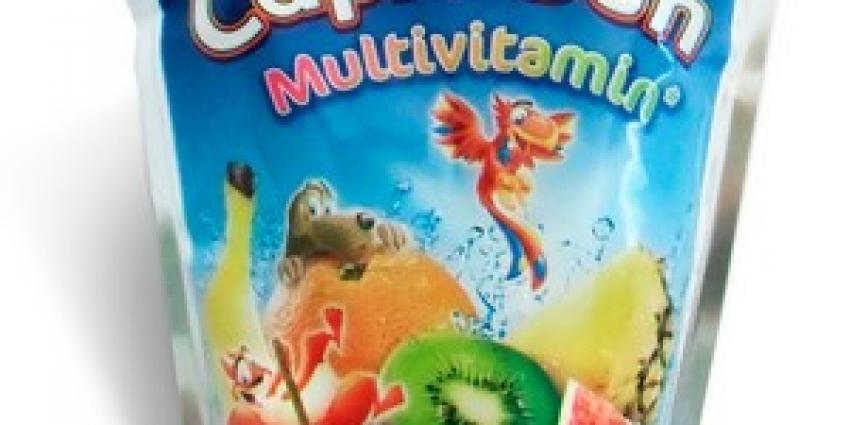 foodwatch: Capri-Sun van Coca Cola door consumenten uitgeroepen tot meest misleidende product