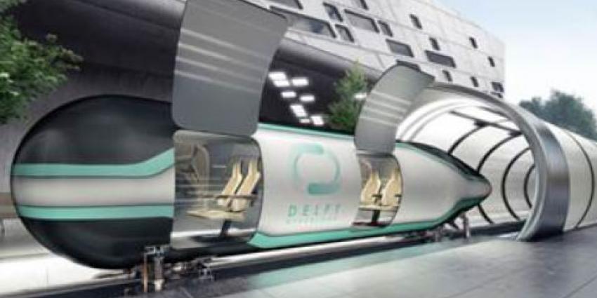 Uw toekomstige vervoersmiddel is de capsule