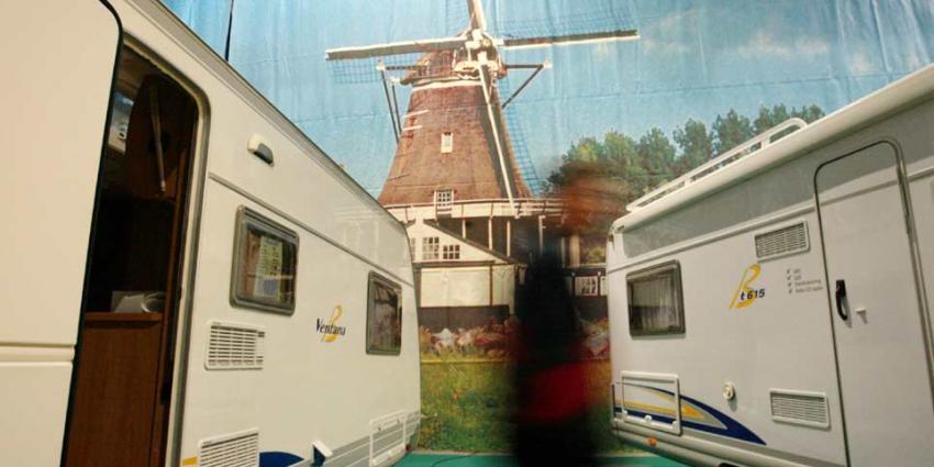 Verkooprecord voor caravans en campers