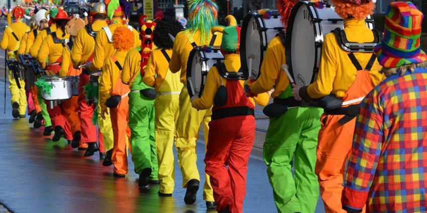 Optocht carnaval