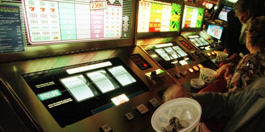 Speelautomaat maakt van 5 euro ruim 2,2 miljoen euro