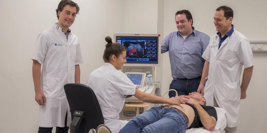 Maatwerk voor patiënt met een verwijde buikslagader dankzij nieuw onderzoek
