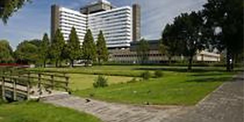Foto van oude CBS-gebouw in Voorburg   Min. van Binnenlandse Zaken