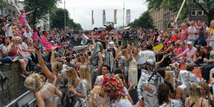 Canal Parade druk bezocht