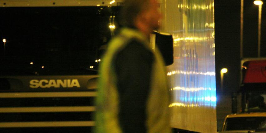 Weg vragen aan agenten kost chauffeur 17.000 euro
