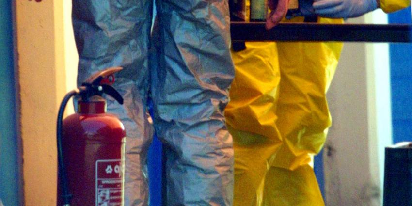 Bedrijf heeft veel meer gevaarlijke stoffen opgeslagen dan toegestaan