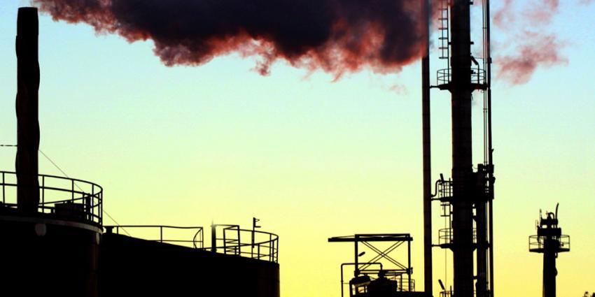 Foto van chemisch bedrijf | Archief EHF