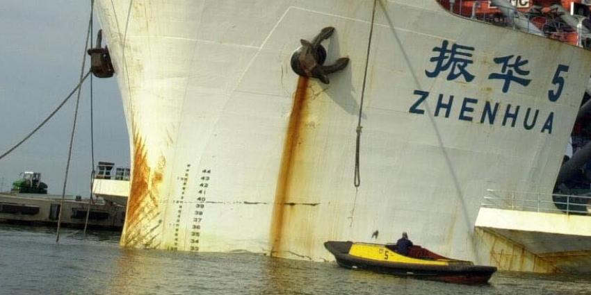 Handel met China goed voor 4,4 miljard euro omzet