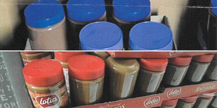 Voor consumptie afgekeurde choco- en Speculoos pasta via Facebook te koop