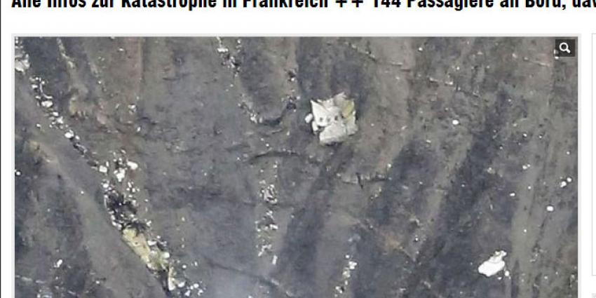 50 personen geïdentificeerd van crash Germanwings