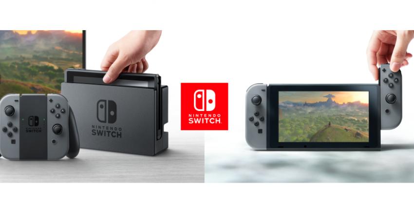 Nintendo Switch laat entertainmentmogelijkheden van nieuw systeem zien