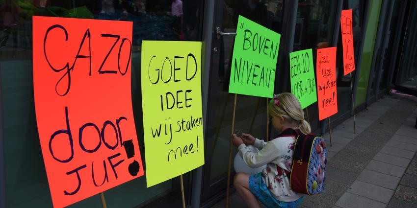 Basisonderwijs boos over miljoenen bezuiniging