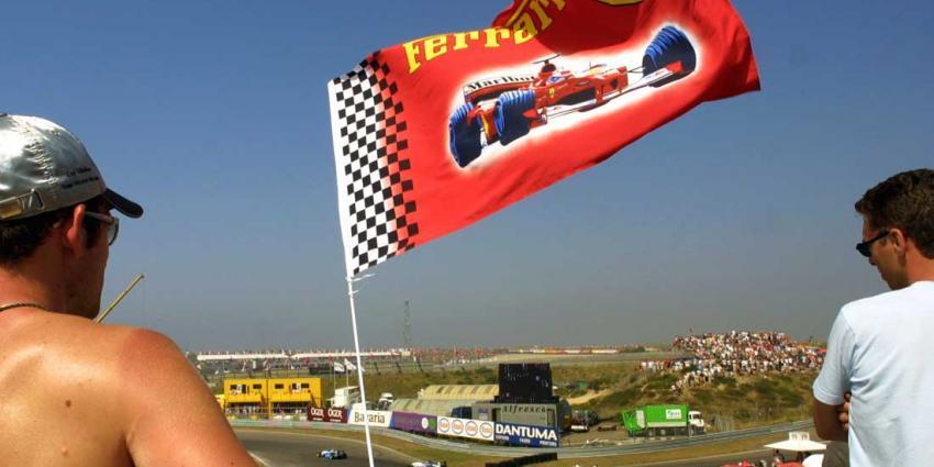 Mogelijkheid Formule 1 op TT circuit Assen verkend