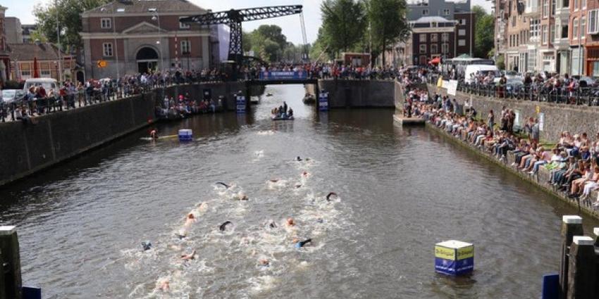 Zesde editie van Amsterdam City Swim