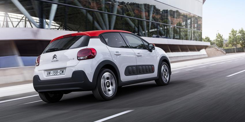 Citroën start offensief met nieuwe Citroën C3