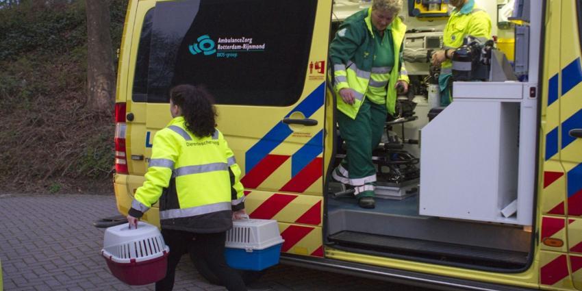 Ouders en kind naar ziekenhuis na CO-lekkage