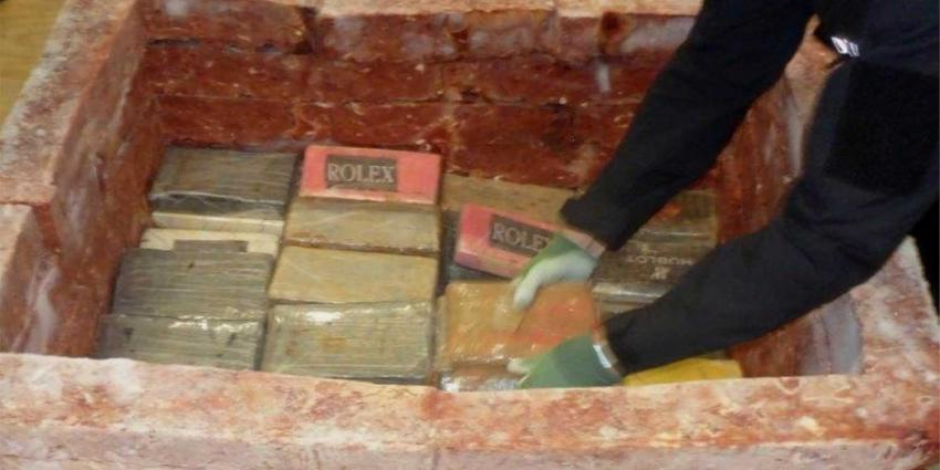 Voor 1.300 kilo aan cocaïne 'knap' verstopt tussen bevroren kip