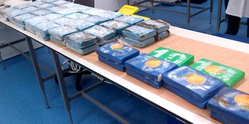 Douane treft 300 kilo cocaïne verstopt in compressortanks aan