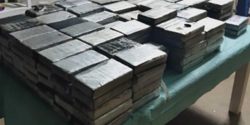 cocaine-pakketten-loods