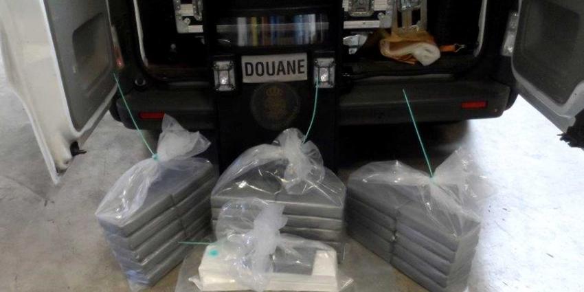 35 kilo cocaïne verstopt bij koelmotor van container