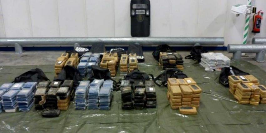 Oppakken corrupte havenmedewerker levert 363 kilo cocaïne op