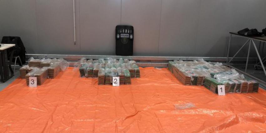 douane, rotterdam, 750 kilo cocaïne, bananen